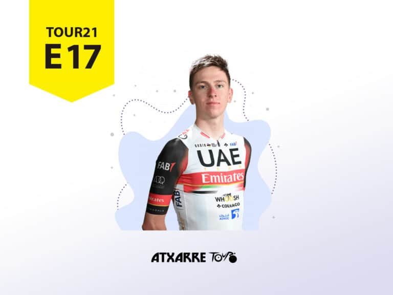Atxarre Tour - Pogacar vence ante el engaño de Carapaz y convence en la etapa reina de los Pirineos
